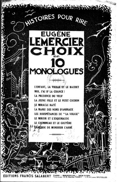 File:Lemercier - Le Miracle raté, 1927.djvu