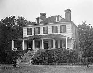National Register of Historic Places listings in Berkeley County, South Carolina - Image: Lewisfield, U.S. Route 52 vicinity, Moncks Corner vicinity (Berkeley County, South Carolina)