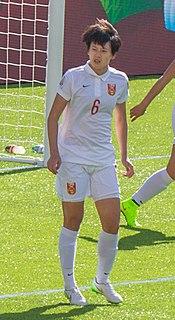 Li Dongna association football player