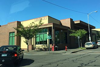 Forest Grove City Library - Image: Library Forest Grove, Oregon
