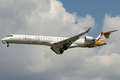 Libyan Airlines CRJ-900ER 5A-LAC LHR 2009-8-8.png