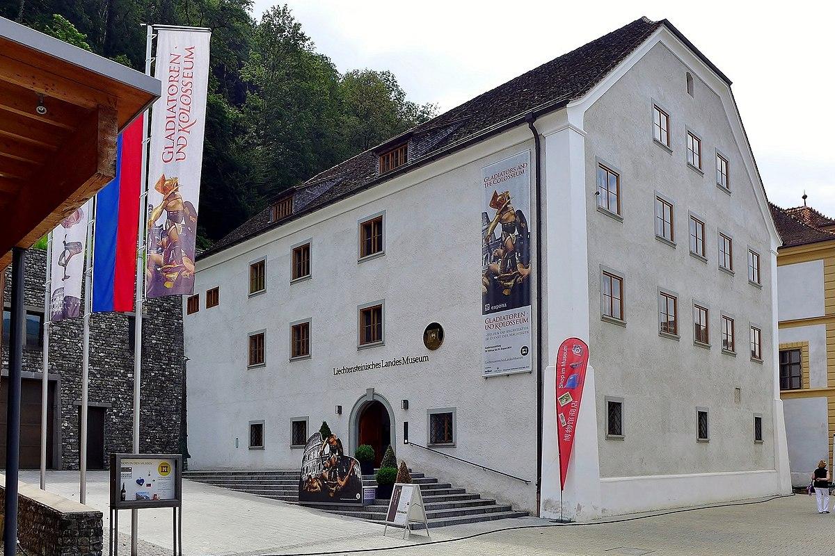 Liechtenstein National Museum Wikipedia