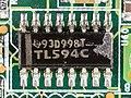 Lifetec LT9303 - Motherboard - Texas Instruments TL594C-1.jpg