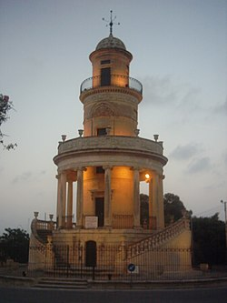The Belvedere Tower at Lija