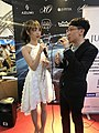 Lily Cao and Seven Wang 20190713h.jpg