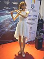 Lily Cao playing the western concert flute 20190713 01.jpg