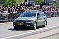 Lippujuhlan päivän 2017 paraati 001 sotilaspoliisiauto.JPG