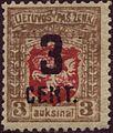 Lithuania 1922 MiNr152 B002.jpg