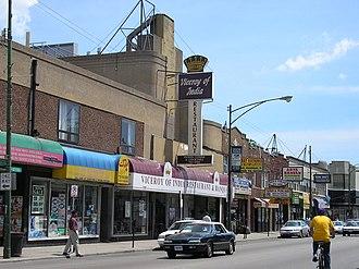 Little India (location) - Chicago's Little India on Devon Avenue