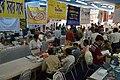 Little Magazine Stalls - 40th International Kolkata Book Fair - Milan Mela Complex - Kolkata 2016-02-04 0809.JPG