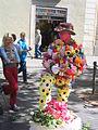 Living statues in La Rambla - 2004 - 05.JPG
