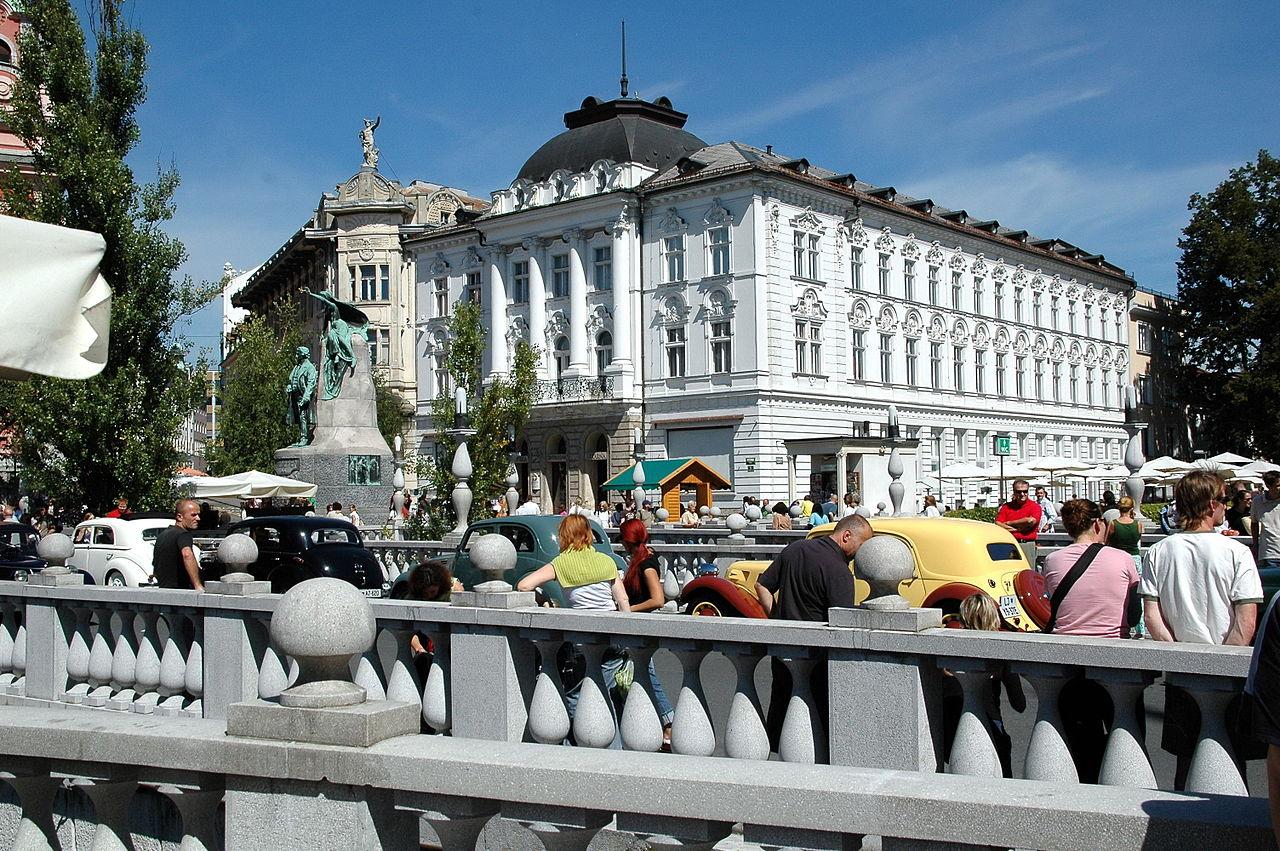 Ljubljana Wikiwand