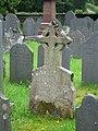 Llanfihangel y Pennant gravestone - geograph.org.uk - 660242.jpg