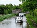 Llangollen Canal near Burland, Cheshire - geograph.org.uk - 1706780.jpg