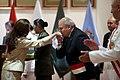 Llegada de la Ministra de Defensa de Ecuador (8508065089).jpg