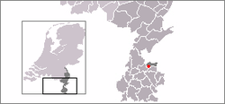 Location of Merkelbeek