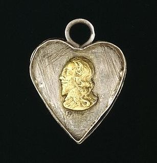 Locket type of pendant jewellery