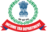 Logo of Income Tax Department India.png