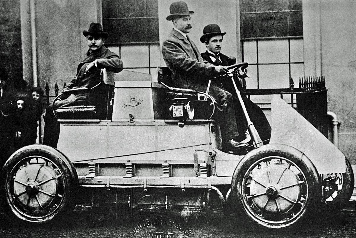 Lohner-Porsche - Wikipedia
