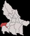 Lokasi Kecamatan Bandung, Tulungagung.png
