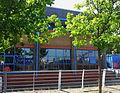 London-Woolwich, Woolwich High St, Leisure Centre 05.jpg