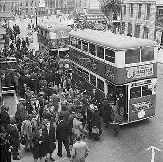 London in World War II