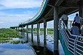 Longfeng Wetland Park observation bridge (2).jpg