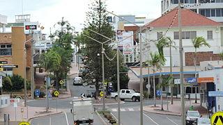 Gladstone Central Suburb of Gladstone, Queensland, Australia