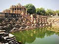 Lord Surya resides in his temple in Modhera, shining bright and showering his warmth on his devotees.jpg