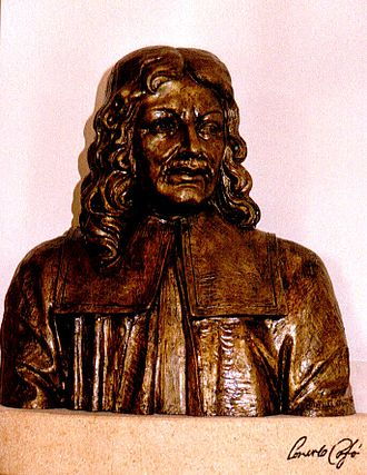 Lorenzo Gafà - Bust of Lorenzo Gafà, possibly by his brother Melchiorre