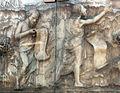 Lorenzo maitani e aiuti, scene bibliche 3 (1320-30) 03 profeti 01.jpg