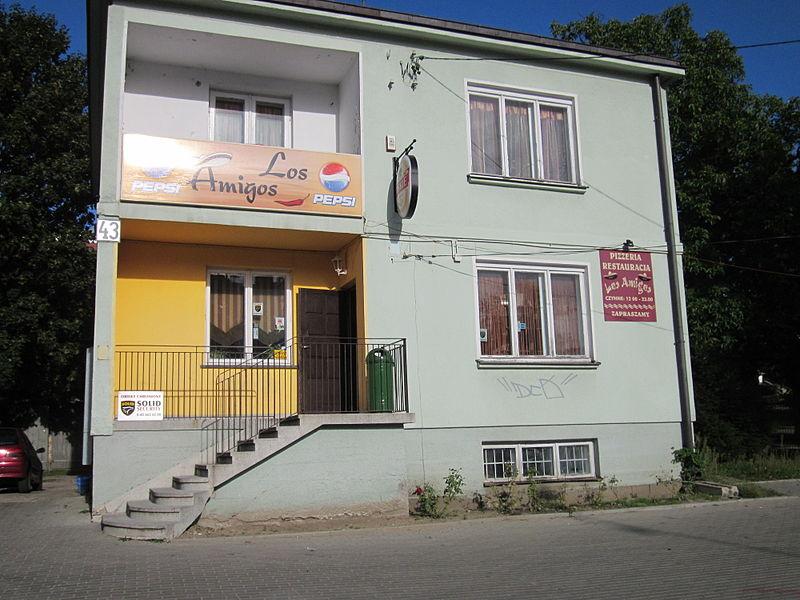 Los Amigos Restaurant And Cantina Berlin Township Nj