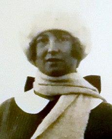 Lotte Scheimpflug Portrait