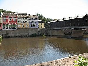 Simeon Djankov -  Covered Bridge in Lovech
