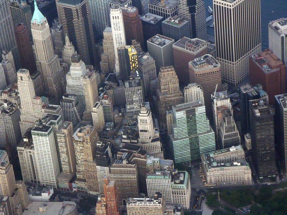 Financial District Manhattan Wikivoyage Guida