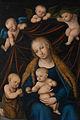 Lucas Cranach d.Ä. - Die Jungfrau mit Kind (Heckscher Museum of Art).jpg