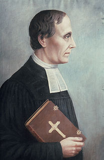 Louis Harms German revival preacher and mission director
