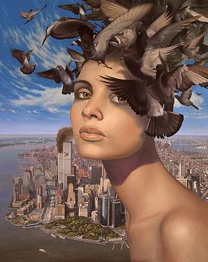 Michael Maschka - Image: Luft und Erde