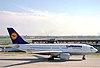 Lufthansa Airbus A310-304;  D-AIDB @ FRA; 10.10.1995 (6083548585) .jpg