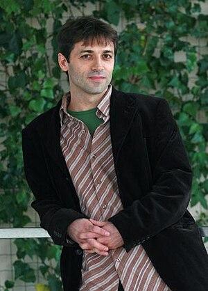 Luis Prieto (director) - Prieto at the Opening of Ho Voglia di Te, 2007