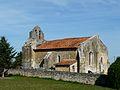 Lussas-et-Nontronneau Nontronneau église.JPG