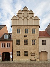 Melanchton's house in Wittenberg (Source: Wikimedia)