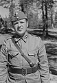 Luutnantti Arvo Alanne Uhtualla 26.6.1941.jpg