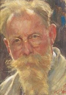Henry Luyten Belgian painter