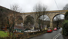 Lynton and Barnstaple Railway - Chelfham Viaduct.jpg