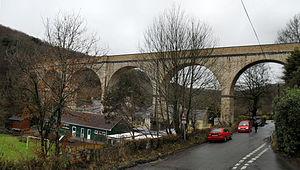 Chelfham Viaduct - Chelfham Viaduct (2010)