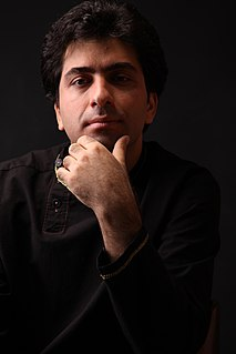 Mohammad Motamedi Iranian singer