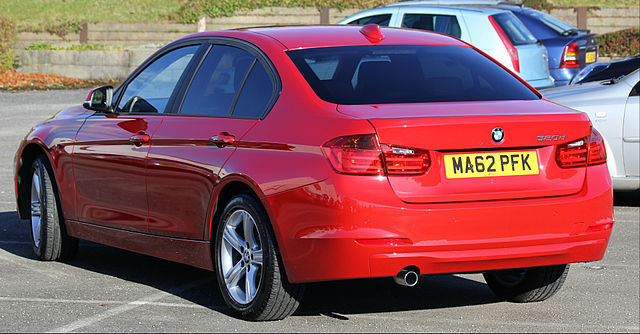 BMW 320d EfficientDynamics (F30)