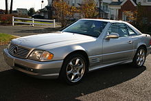 Mercedes benz sl class r129 wikivisually silver arrow editionedit fandeluxe Image collections
