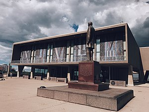 Milwaukee County War Memorial - Image: MCWM